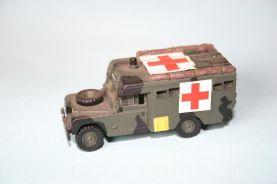 Landrover Series III Ambulance